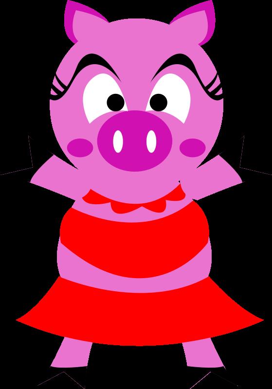 Madame Pig.