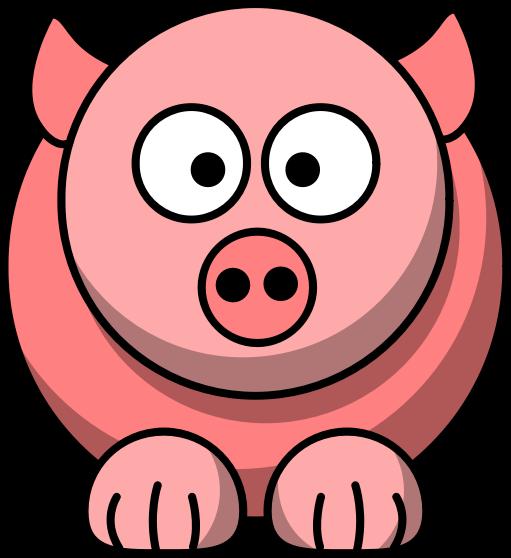 Round Pig.