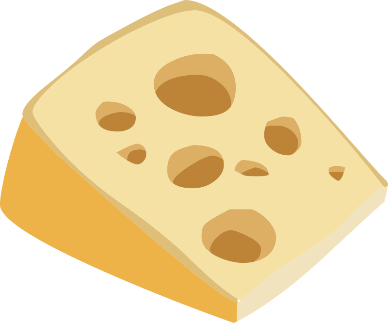 Swiss Cheese.
