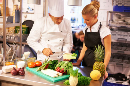 Where To Get Food Prep Cook Training