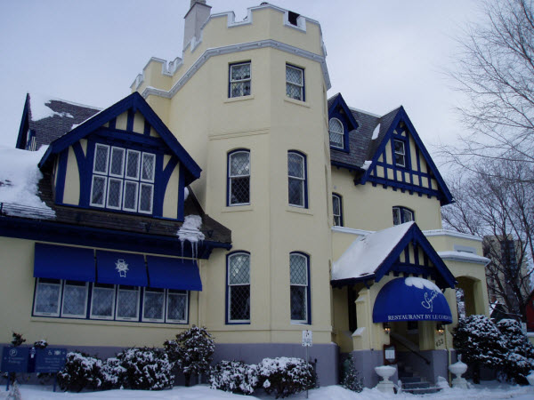 Le Cordon Bleu School in Ottawa, CA.