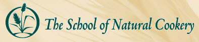 The Natural Cookery Logo.