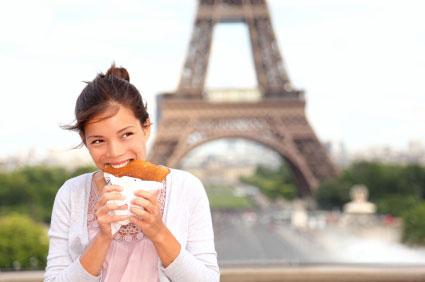 Eiffel Tower.
