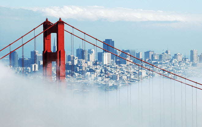 San Francisco Fog.