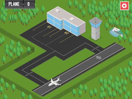 Airport Rush Game.