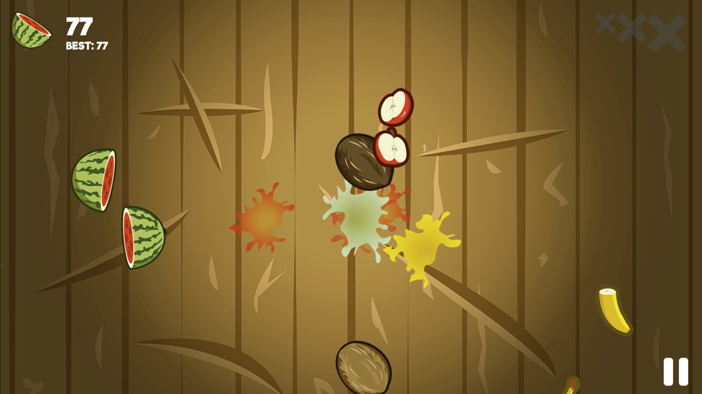 Fruit Boom Game.